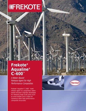 Frekote® Aqualine® C-600™ - Loctite