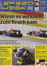 Speedweek - Ausgabe 2010-29 - RS-Sportbilder
