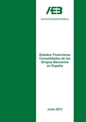 Estados Financieros Consolidados junio 2013 - Asociación ...
