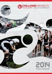 2014 Challenge Weymouth Race Info