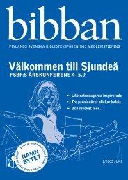 Välkommen till Sjundeå - Biblioteken.fi