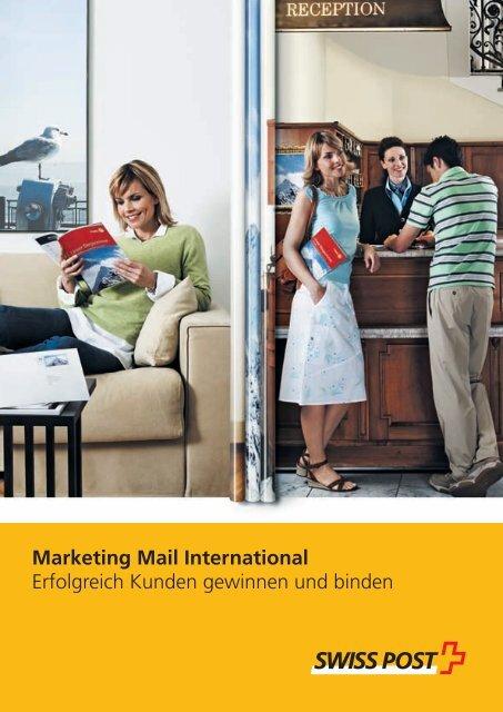 Marketing Mail International Erfolgreich Kunden gewinnen und binden