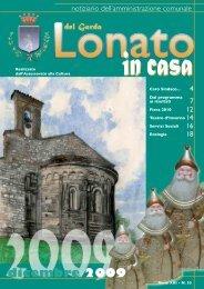 dicembre 2009 - Comune di Lonato del Garda
