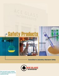 Safety Products - Lasalle Scientific Inc.