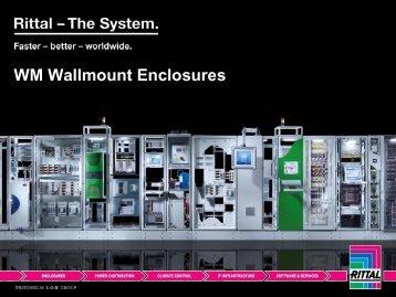 WM Wallmount Enclosures - IEC Supply, LLC