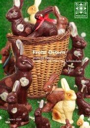 Frohe Ostern - bei Xocolatl