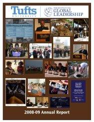 2008-09 Annual Report - Institute for Global Leadership