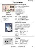 Schleifsysteme - Ernst Stamm Stahlwaren GmbH - Page 6