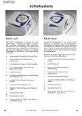 Schleifsysteme - Ernst Stamm Stahlwaren GmbH - Page 7