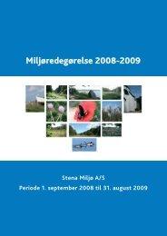 Miljø - Stena Metall Group