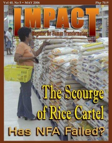 May 2006 - IMPACT Magazine Online!