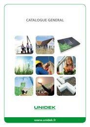 catalogue general - Unidek