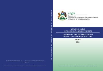 kwazulu-natal land use management system guidelines for the ...