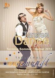 Tanzen - Tanzschule Frank