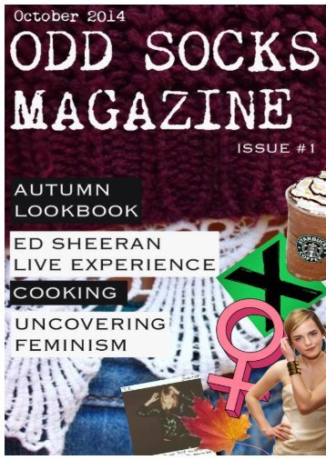 Odd Socks Magazine #1