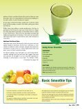 Article smoothie Preparing the Ideal for Your Dietary Needs - Page 3