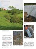 Un marais filtrant pour les eaux de laiterie - Fédération des ... - Page 4