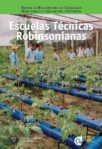 Escuelas Técnicas Robinsonianas - OEI
