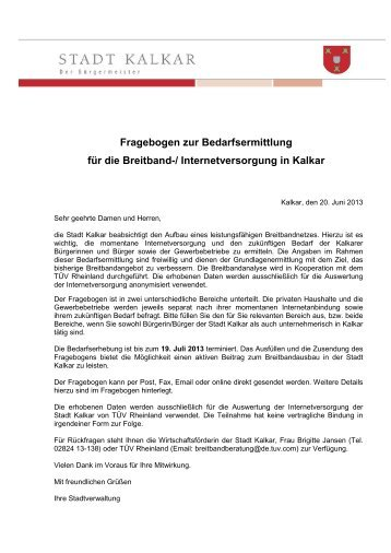 Online-Version - in Kalkar