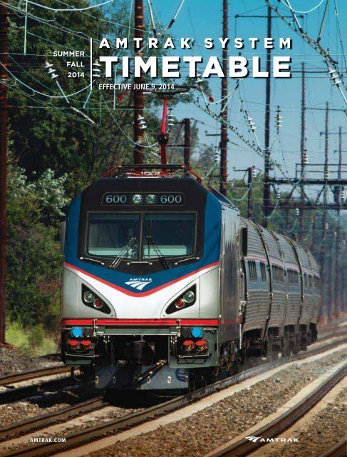 Amtrak-System-Timetable-Summer-Fall-2014