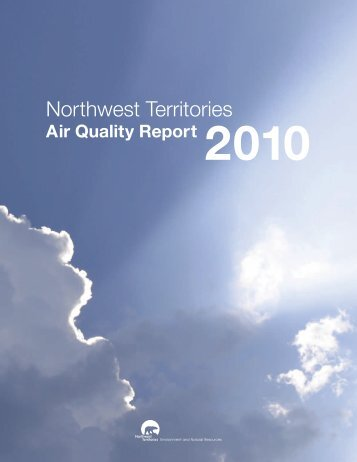 NWT Air Quality Report - Environment and Natural Resources ...