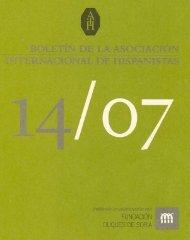 Descargar el boletín en pdf - Fundacion Duques de Soria