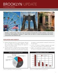 Brooklyn Borough Update - NYCEDC