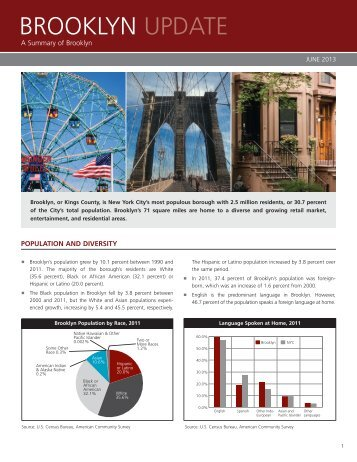 Brooklyn Borough Update - NYCEDC