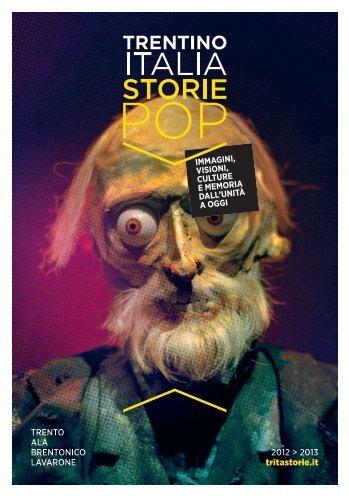 Trentino Italia Storie Pop - Calendario eventi 2012-2013