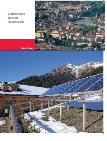 nasce in Trentino il Green Building Council Italia - Riviste - Provincia ...