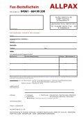 ALLPAX | Technischer Großhandel - Vakuumiergeräte - Seite 3