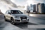 The Audi Q5 Pricing and Specification Guide
