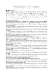 stáhnout soubor PDF - Cestovní kancelář WES