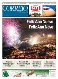 Feliz Año Nuevo Feliz Ano Novo - correio de venezuela