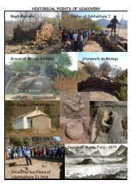 Environmental, Camping, Cultural, Geological, and Historical
