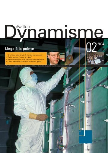 Dynamisme wallon - Union Wallonne des Entreprises
