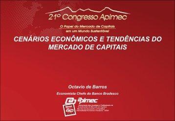 Economista Chefe do Banco Bradesco