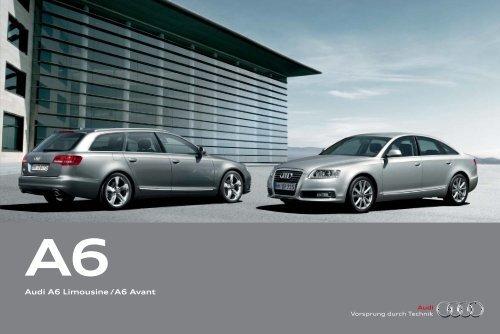Audi A6 Limousine /A6 Avant