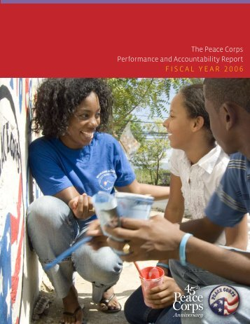FY 2006 - Peace Corps