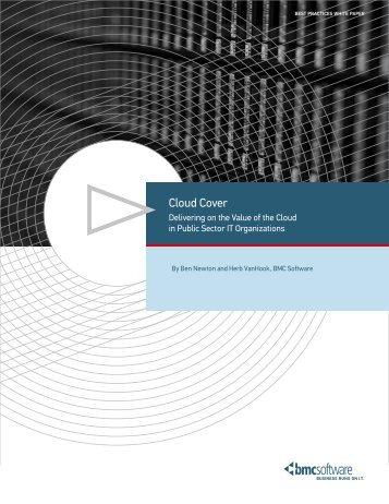 Cloud Cover - BMC Software