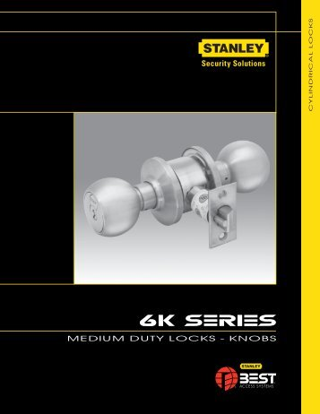 6K catalog - Best Access Systems
