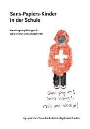 Broschüre - Sans-Papiers