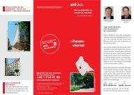 Viertelskonzept Fasanviertel - SPÖ Landstrasse