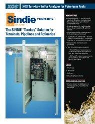 Sindie Turnkey - XOS