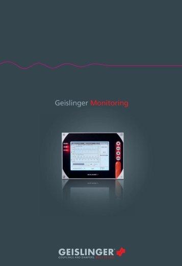 Damper Monitoring - Geislinger