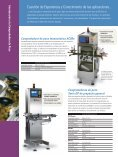 Checkweigh Controls ES - Thermo Scientific - Page 2
