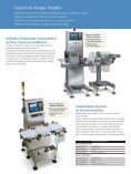 Checkweigh Controls ES - Thermo Scientific - Page 3