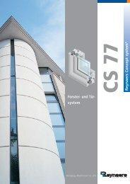 CS 77 - Architektur & Technik
