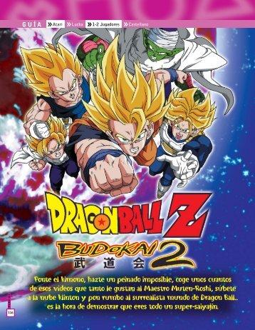 Descargar Dragon Ball Z Budokai 2 - Mundo Manuales