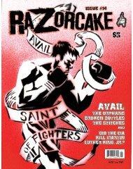 issue #14 pfd - Razorcake
